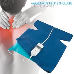 Almohadilla Manta Eléctrica eWarm Pads Neck & Shoulders
