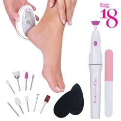 Set de Pedicura Beauty Nail 18
