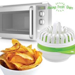 Utensilio Microondas Patatas Always Fresh Chips