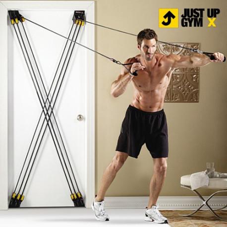 Comprar tensores para ejercicios just up gym x for Elastique musculation