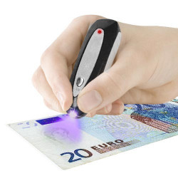 Detector de Billetes Falsos Banknote Check