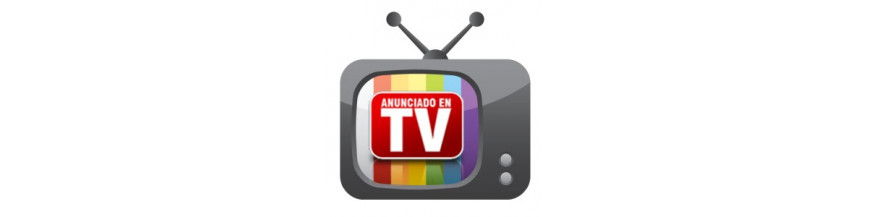 Productos Anunciados en TV